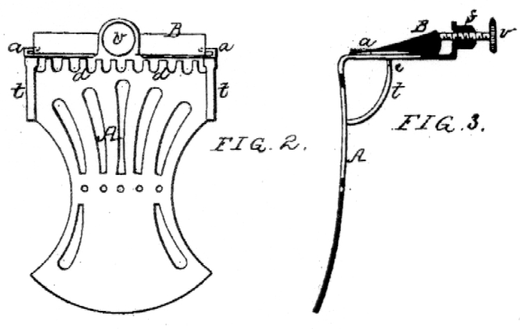 Fontaine patent